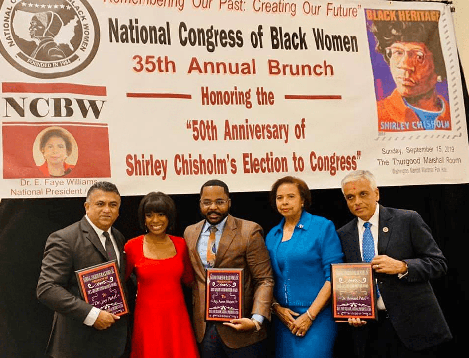 National Congress of Black Woman 35th Annual Brunch